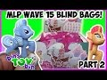 My Little Pony Blind Bags Wave 15 FULL CASE Opening Pt 2 Bin S Toy Bin mp3