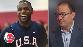 Woj: The Olympics are more important to NBA stars than the World Cup | 2019 FIBA World Cup
