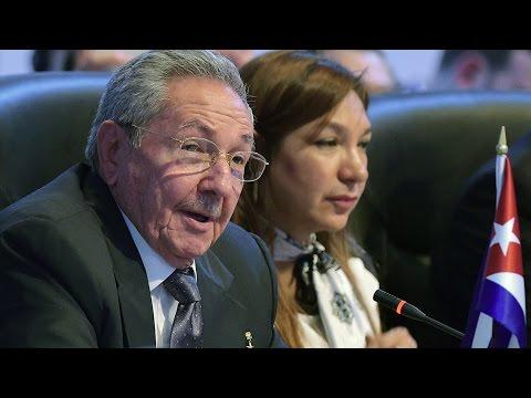 Raúl Castro: todos los presidentes pasados de EEUU están en deuda con Cuba