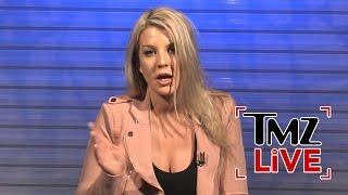 Nigrapper Chris Brown Standoff: Alleged Victim Mudshark Baylee Curran on TMZ Live