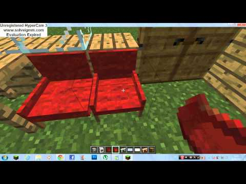 .Minecraft mod jammy furniture + minha pasta .Minecraft