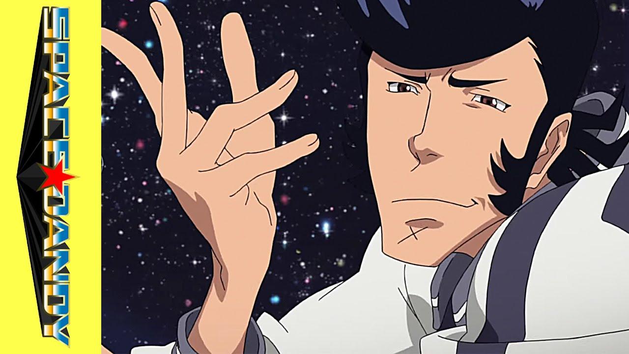 Space Dandy Clip Space Dandy Episode 7 a