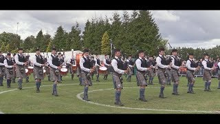 Boghall & Bathgate: 2018 Scottish Championships, Dumbarton