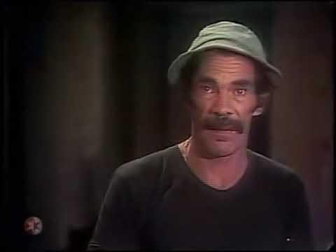 El Chavo del Ocho - Capítulo 29 Parte 2 - Los Espantos - 1973