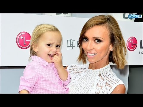 "Giuliana Rancic Shares Adorable Pics Of Her ""Lil Fireman"" Duke Rancic For Halloween"