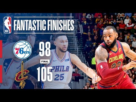 The 76ers and Cavaliers Grind It Out in a Close One | December 9, 2017