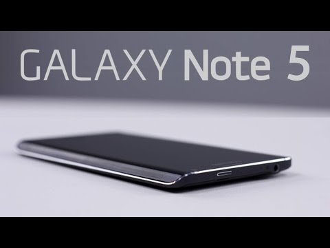 Galaxy Note 5: Rumor Roundup (Mid-2015)