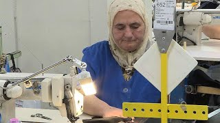 Bulgarian textile workers demand EU-wide minimum wage