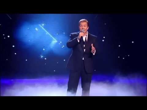 Daneil Evans - To Where You Are (The X Factor UK 2008) [Live Show 3 - Bottom 2]
