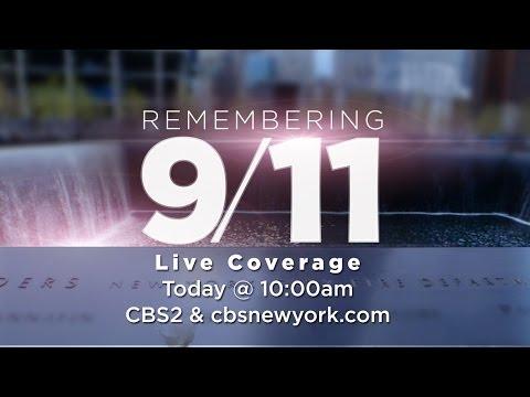 National September 11 Memorial Museum Dedication Ceremony