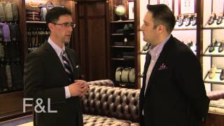 Made to Measure | Custom Clothing | Brooks Brothers
