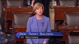 Baldwin Introduces Amendment to Protect ACA Benefits for Young Americans