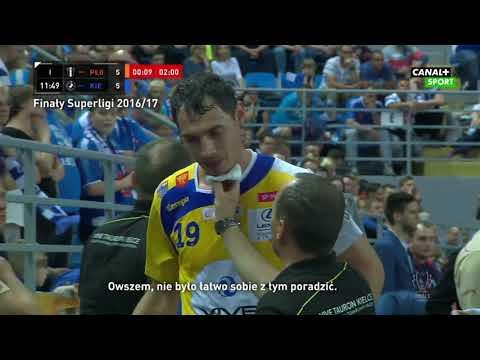 Święta Wojna Oczami Adama Wiśniewskiego || Piłka Ręczna || PGNiG Superliga