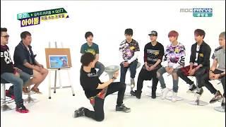 J-Hope (BTS) VS Yugyeom (Gott7) Dance Off