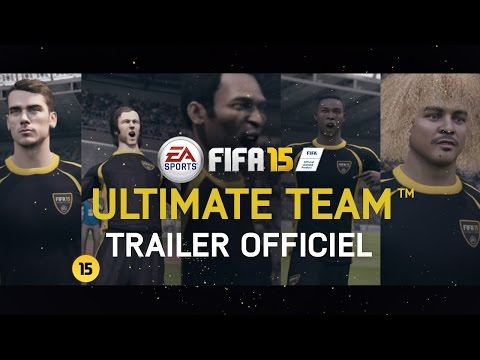 FIFA 15 Ultimate Team - Trailer Officiel