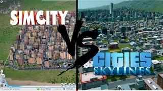 CITIES SKYLINES Es todo lo que SIMCITY V no fue ( + MODS para Cities  )