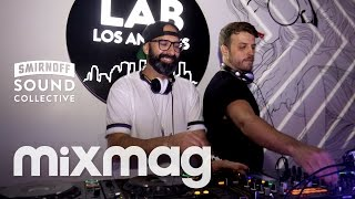 CHUS + CEBALLOS rollin' house and tech set in The Lab LA