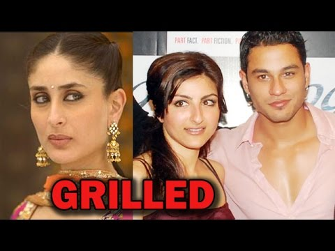 Kareena Kapoor grills sister in law Soha Ali Khan | Bollywood News