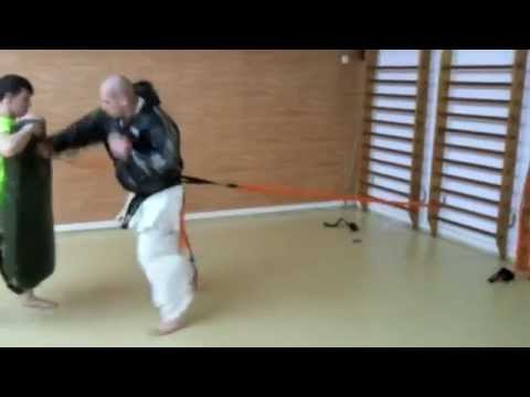 DOJO SHINDEN KYOKUSHIN sensei manuel zafra preparacion 2013.mov Image 1