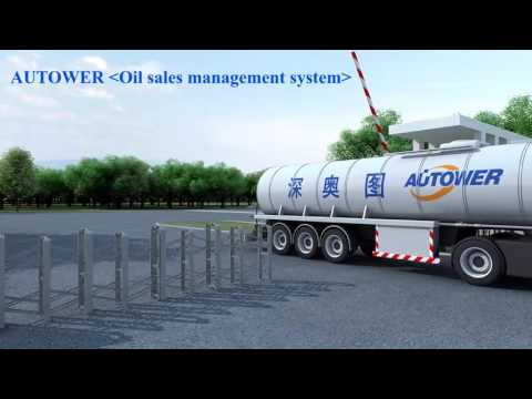 oil sales management system tank farm automation system INFO@AUTOWER.CN+8618806664379