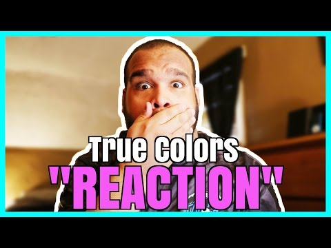 Zedd, Kesha - True Colors [REACTION]