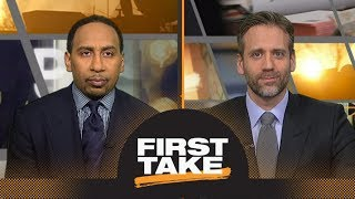 Stephen A. and Max give harsh advice to Tyronn Lue and Le'Veon Bell | First Take | ESPN