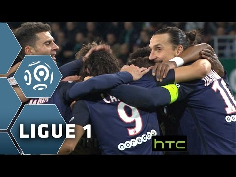 AS Saint-Etienne - Paris Saint-Germain (0-2) - Highlights - (ASSE - PARIS) / 2015-16