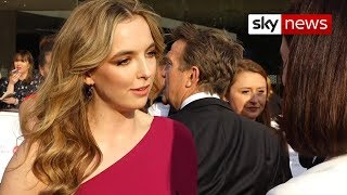 Jodie Comer: Killing Eve role 'a dream job'