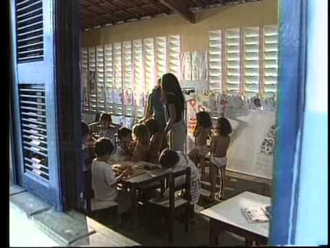 Jornal Nacional 35 anos - série de reportagens: a fome no Brasil.