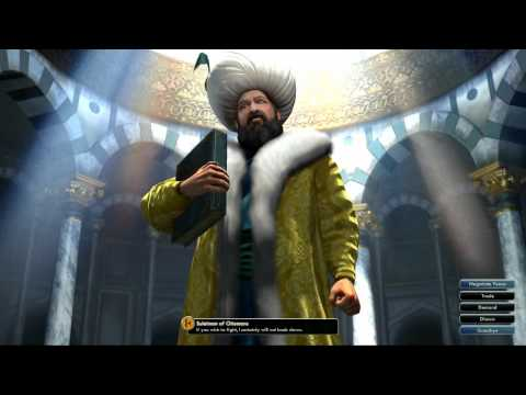 Civilization V OST | Suleiman War Theme | Ceddin Deden