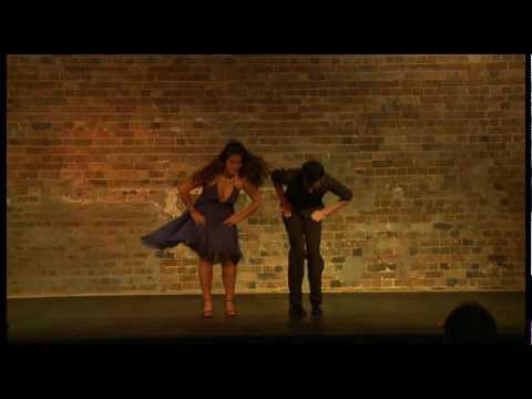 Sydney Dance Academy Salsa Teens from the Dance Alive Showcase June 2010