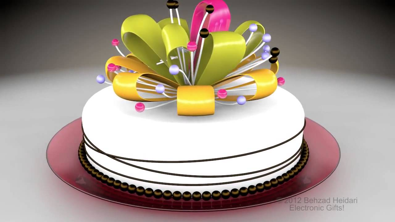 Pictures Of Happy Birthday Wishes Animation Download Kidskunstfo