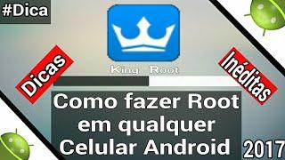 Como Fazer ROOT Em Qualquer Celular Android Sem PC (Qualquer Versão)