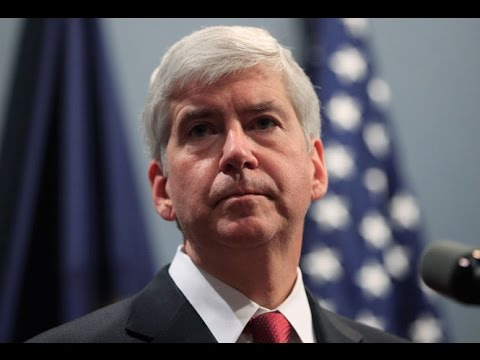 Should Michigan Governor Rick Snyder go to Prison?