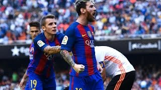 Lionel Messi ● 5 Crazy Fights & Angry Moments in 2016 ► Don't Mess with Messi! | HD