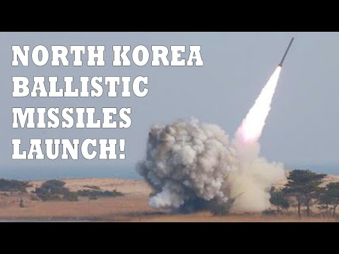 North Korea Claims to have Nuclear Warheads, fires 2 Short-Range Missiles!