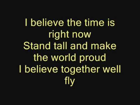 I Believe - Nikki Yanofsky ( Lyrics on screen, Extended Edition)