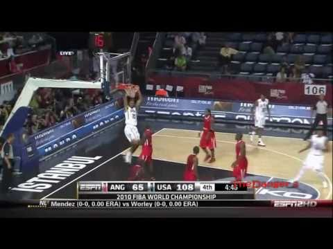 Team USA Basketball 2010 Mix (FULL HD)