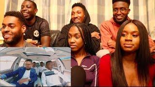 Prince Kaybee & Lasoulmates ft Zanda & TNS - Club Controller ( REACTION VIDEO )    @PrinceKaybee_SA