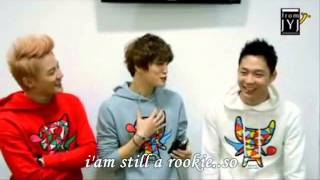 121103 - from JYJ (New Massage) [Eng Hard sub]