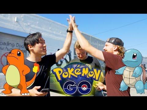 Pokemon Go - The Adventure Begins!
