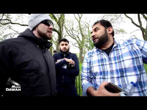 Muslim Rejecting Hadith!!? Adnan Rashid vs Marwan Hadith Rejector | Speakers Corner | Hyde Park