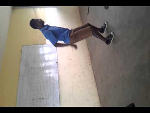 Presec-legon Sticky Legs video