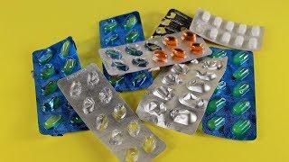 ঔষুধের খালি প্যাকেট দিয়ে নাইস আইডিয়া | Diy Arts and Crafts With Empty Medicine Packets