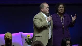 Elder Germaine Brunson at Kings Table Mens Conference 2019!