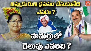 Who Will Win in Pamarru | Uppuleti Kalpana vs Kaile Anil Kumar | Election Results  Survey