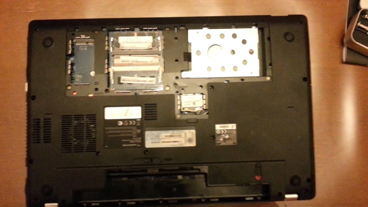 Comment Demonter Un Packard Bell Easynote Tk La Réponse Est Sur