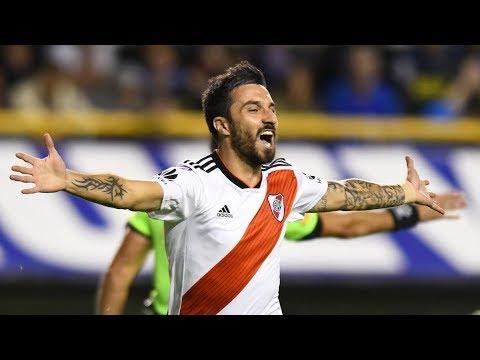 El zapatazo de Ignacio Scocco que vale un Superclásico ⚽ Boca 0-2 River ⚽ 2018