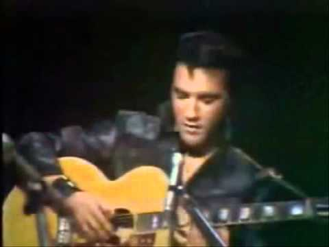 Elvis Presley Sings 3 Beautiful Christmas Songs Avi video