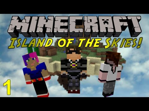 Minecraft: Island of the Skies 1 : The Journey Begins